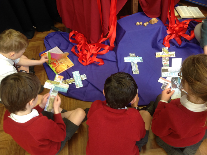 Stations of the Cross Prayer Day