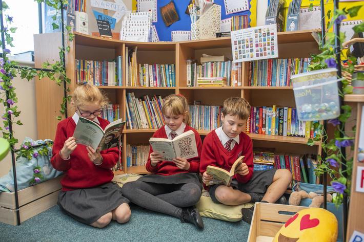 Class Reading Corner
