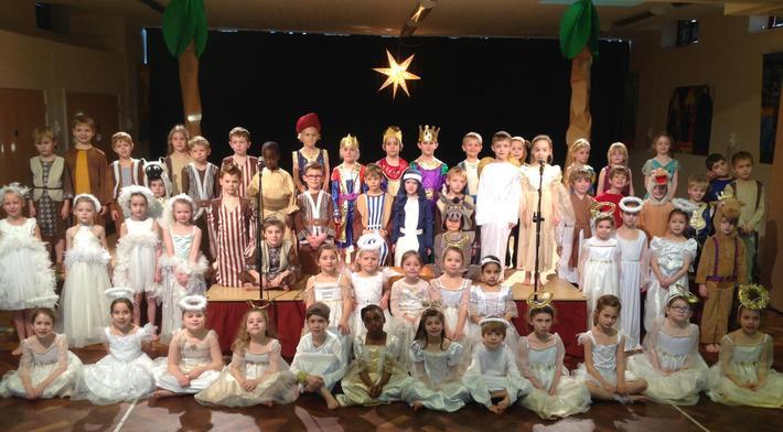 Nativity Perfomance December 2016