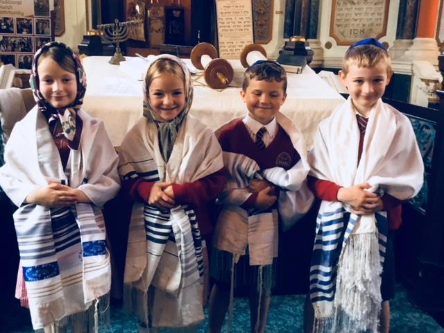 Year 2 Synagogue Trip