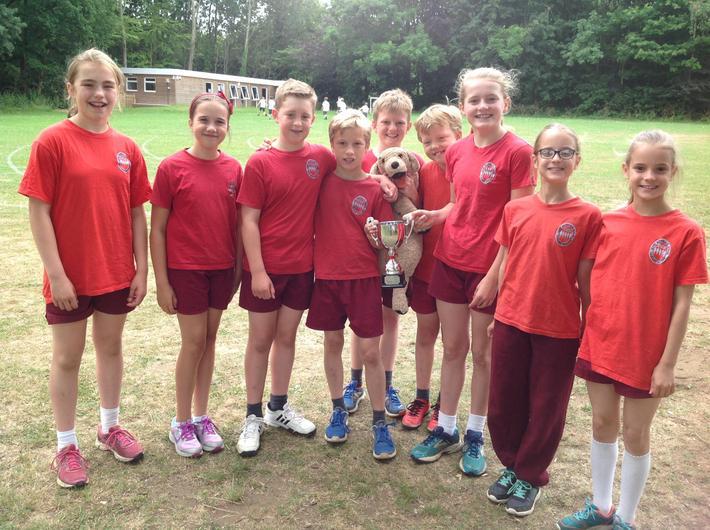 Interhouse Kwick Cricket Winners