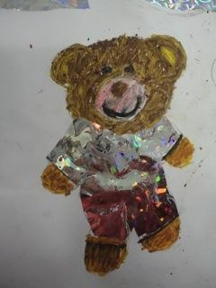 Joe bear picture for the banner