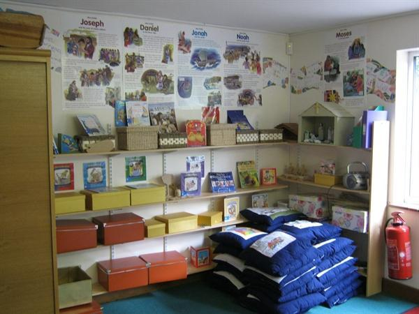 Our Early Years' Worship room