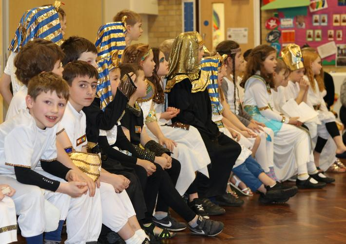Year 3 - Ancient Egyptian Day