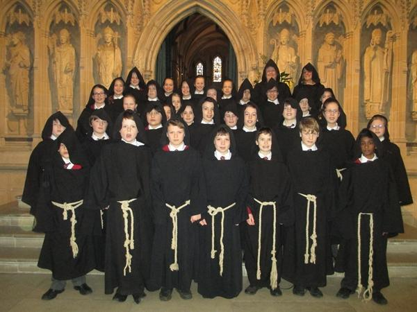 Year 6 Trip to Rochester Cathedral