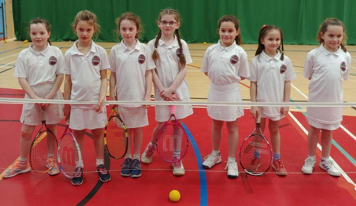 Girls Kent Tennis Doubles Teams
