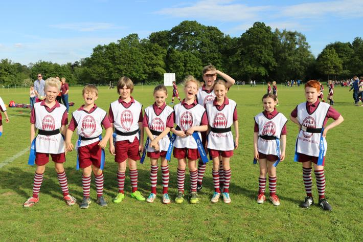 Sevenoaks Tag Rugby Festival B Team - May '19