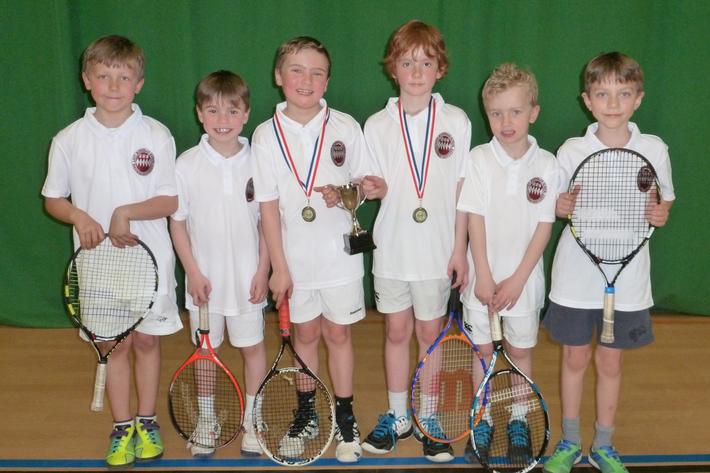 Red Boys Tennis