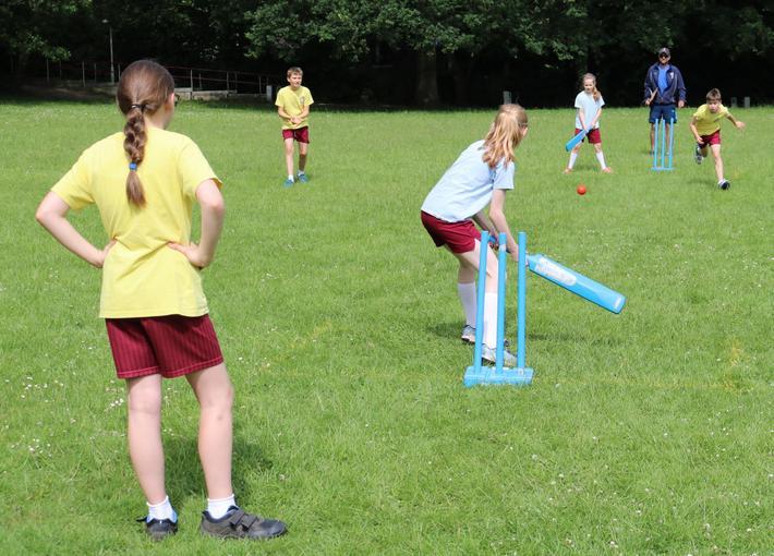Interhouse Kwick Cricket Competition