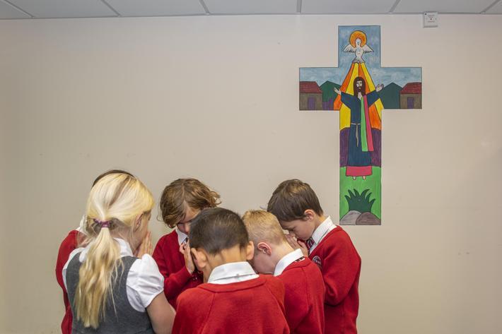 Prayer Maze