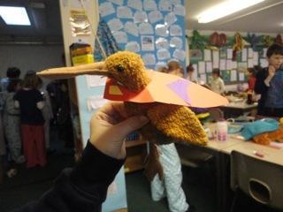 Meet space duck