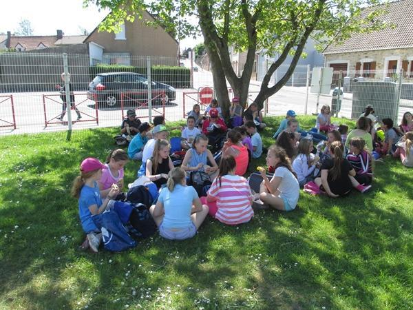 Visiting our French penpals in Equihen-Plage