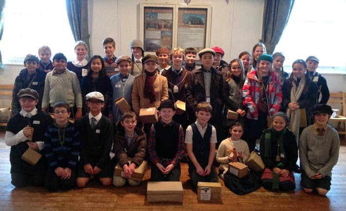 Year 6 WW2 Spy School
