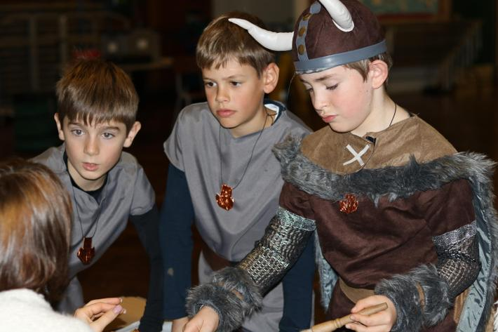 Year 4 Viking Day
