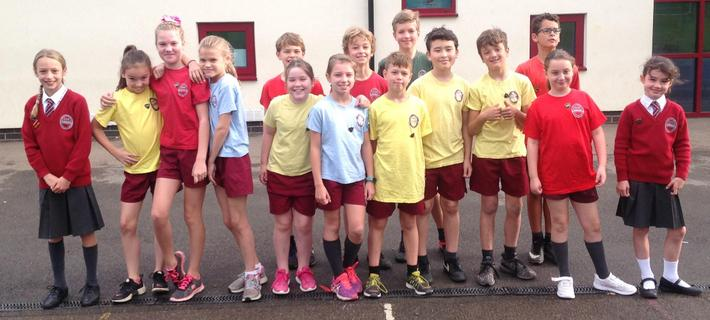 Sports Leaders October 2018