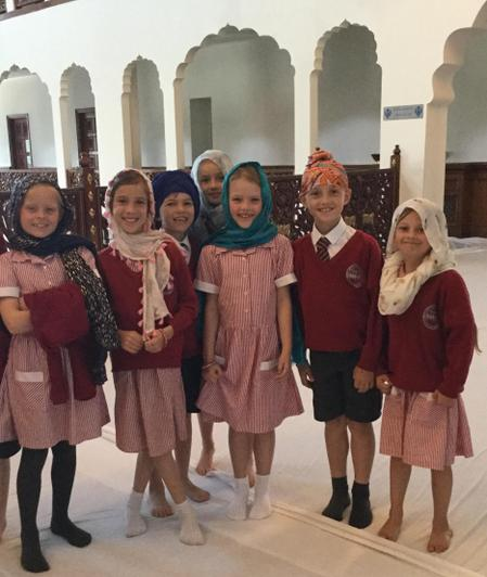 Year 3 Gurdwara Trip