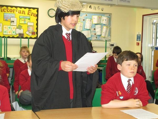 Our Courtroom debate