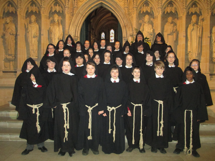 Year 6 Rochester Cathedral