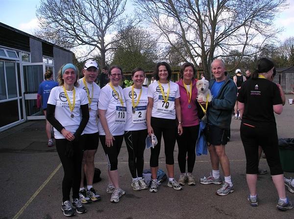 PTA Runners 2012