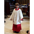 A very angelic chorister