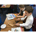 Dominoes - matching patterns and subitising