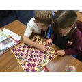 Who doesn't love a game of snakes and ladders - counting on and counting back.