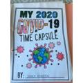 Jessica created a time capsule