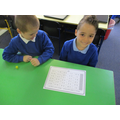 Today we have been practising oo (book) and oo (moon).
