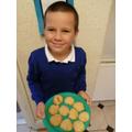 Ellis' cookies