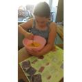 Poppy baking