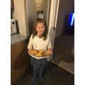Harriet's cookies