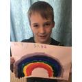 Oliver's rainbow