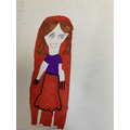 'Little Red' by Jonah