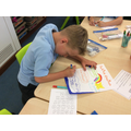 Y3 have been learning how to use email safely and respectfully.