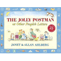 'The Jolly Postman or Other People's Letters' by Janet & Allan Ahlberg