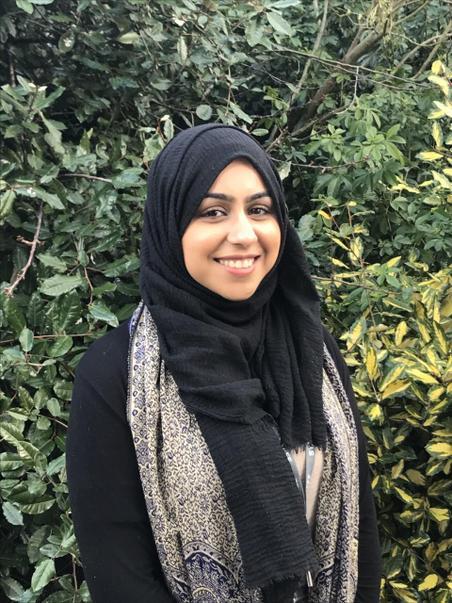 Miss Anisah Soofi - HLTA