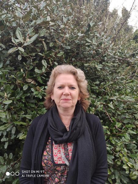 Mrs Ann Bergman - Admin Assistant