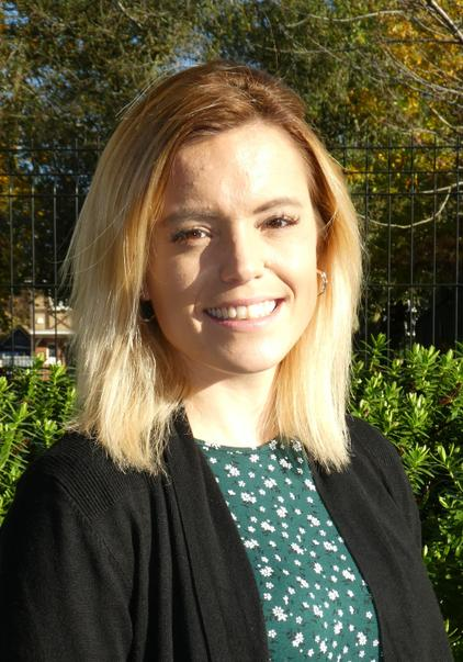 Ms Rebecca Edwards - YR1 Teacher