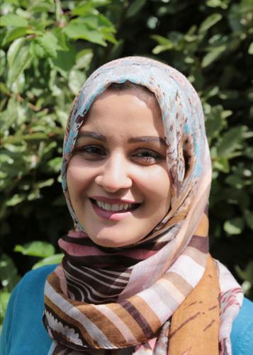 Mrs Shamim Shah - Administrative Assistant
