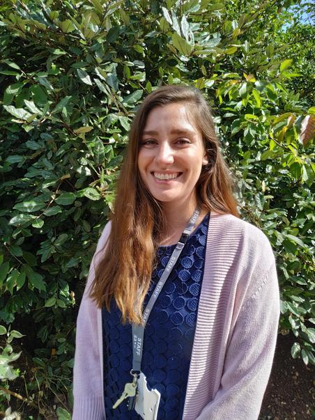 Miss Lauren Nosal - EYFS Teacher