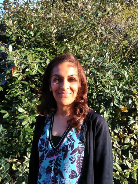Mrs Anisha Govani- Finance Assistant