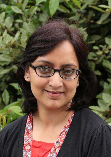 Mrs Pranamita Mukherjee - LSP