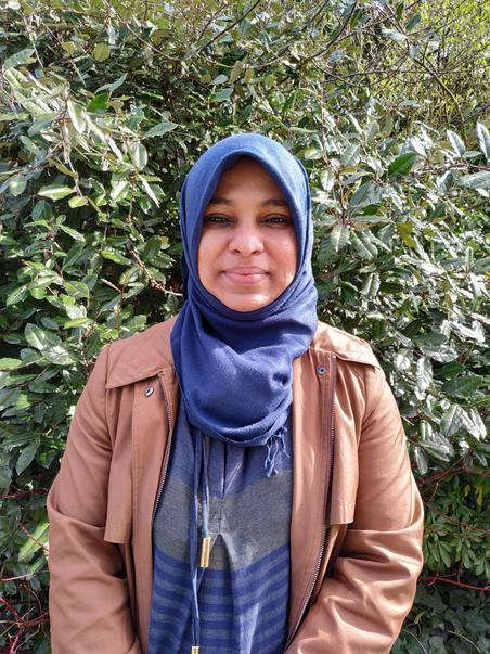 Ms Fathima Yehiya -HLTA