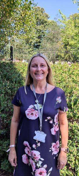 Mrs Sasha Jamison- Admin Assistant