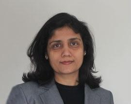 Aruna Abhyankar - Coopted Governor