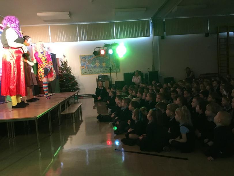 Performance of Cinderella