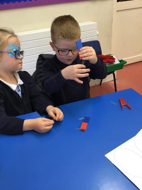 Exploring magnets together