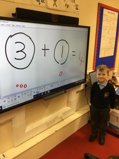 Finding the total