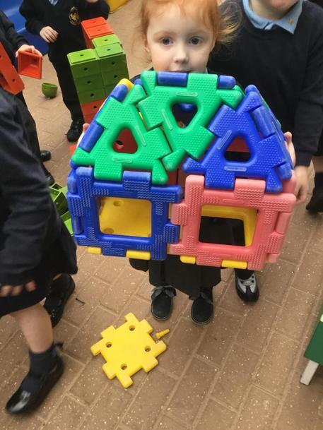 Narnia - construcing a castle