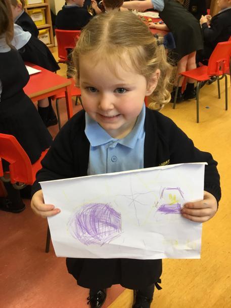 'I made shapes.'